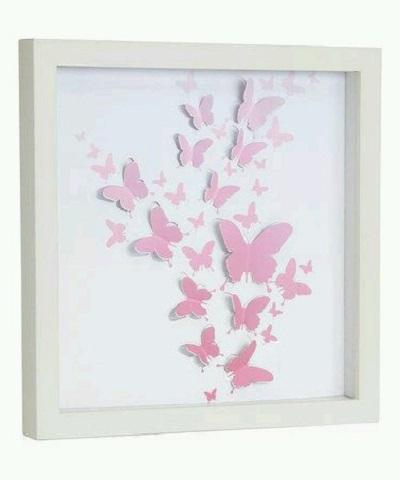 Kelebekli Dekoratif Süs-4