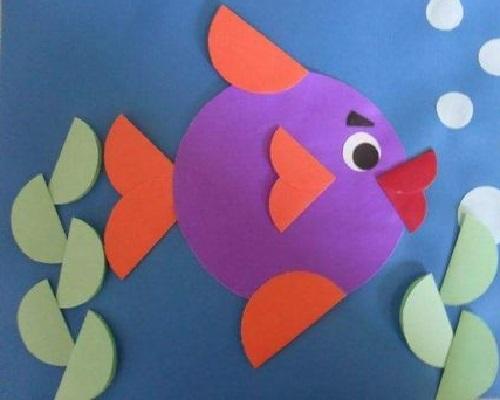 Kağıt Katlama Balık Yapımı