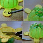 Pet Şişe ve Eva ile Kaplumbağa Yapımı