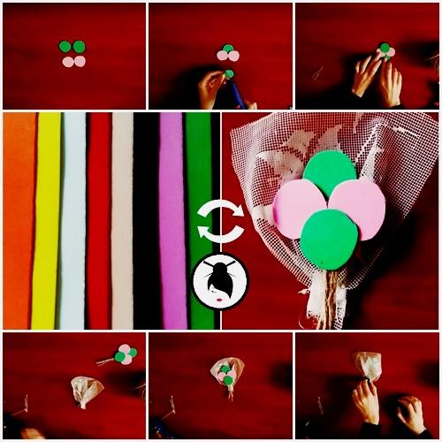 Balonlu Magnet Yapımı Resimli Anlatım-1