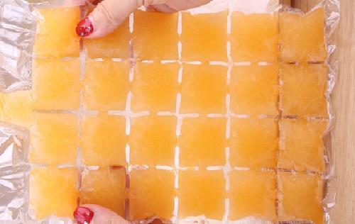 Dondurucuda Portakal ve Limon Suyu Nasıl Saklanır