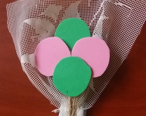 Eva ile Balonlu Magnet Nasıl Yapılır