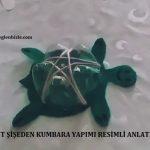 Pet Şişeden Kumbara Yapımı Resimli Anlatım