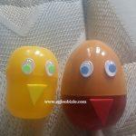 Sürpriz Yumurtadan Civciv Yapımı
