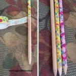 Kalem Süslemesi Yapımı