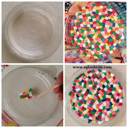 Şekerlik Yapımı Resimli Anlatım