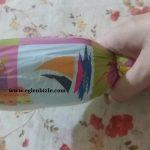 Pet Şişe ve Poşet ile Marakas Yapımı