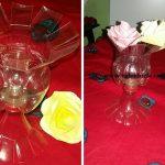 Pet Şişe ile Vazo Nasıl Yapılır