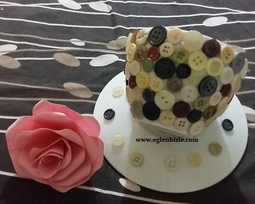 Çay Fincanı ile Dekoratif Kase Yapımı