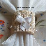 Tuvalet Kağıdı Rulosu ile Peçete Yüzüğü Yapımı