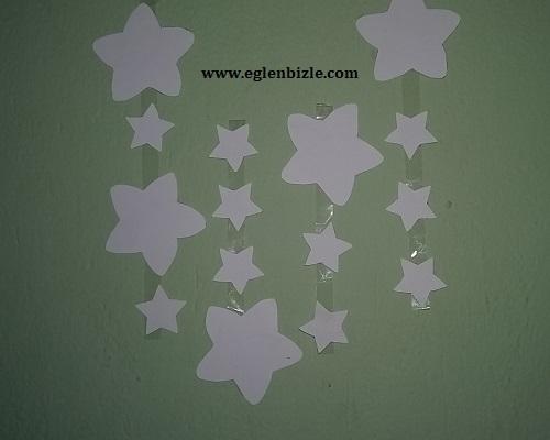 Kartondan Kolay Yıldız Süs Yapımı