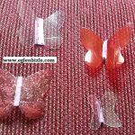 Pet Şişe ile Kelebek Süs Yapımı