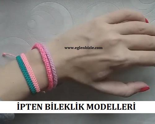 İpten Bileklik Modelleri