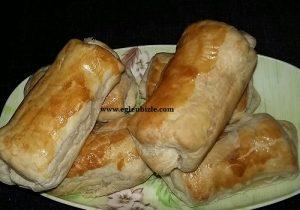 Milföy Hamurundan Börek
