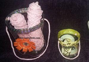 Pet Şişe ile Sepet Yapımı