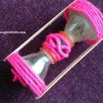 Pet Şişeden Kum Saati Yapımı