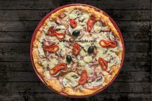 Hazır Pizza Nasıl Pişirilir-1