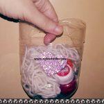Pet Şişe ile Minyatür Çanta Yapımı
