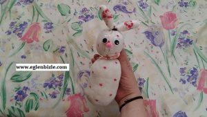 Çoraptan Tavşan Nasıl Yapılır-1