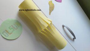 Kağıttan Fener Süs