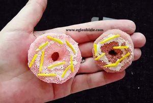 Sünger ile Donut Yapımı-1