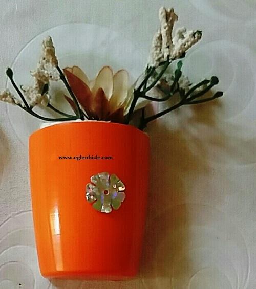 Meyveli Yoğurt Kabından Magnet Yapımı-1