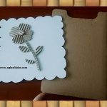 Karton Kutudan Çiçek Yapımı