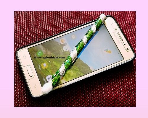 Akıllı Telefon için Dokunmatik Ekran Kalemi Yapımı