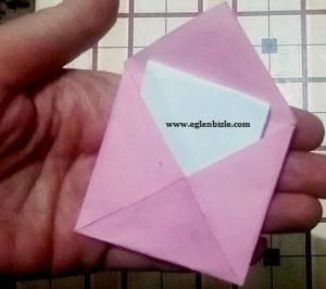 Kağıttan Zarf