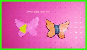 Kelebek Sticker