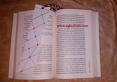 Kağıt Kitap Ayracı