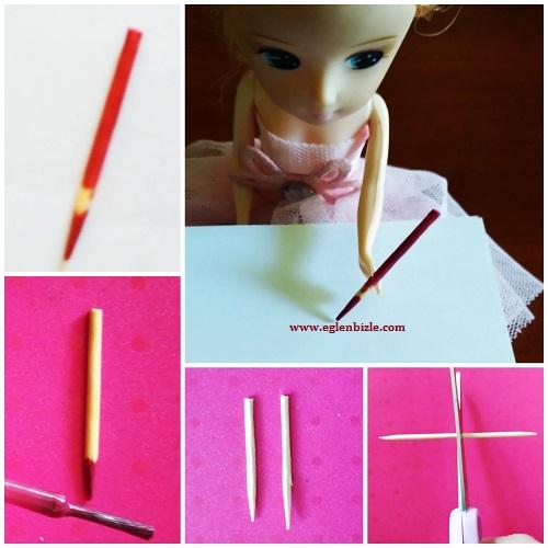 Minyatür Kalem Yapımı Resimli Anlatım