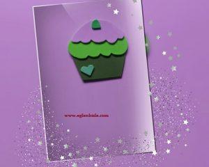 Cupcake Magnet Nasıl Yapılır