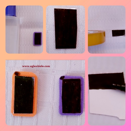 Minyatür Cep Telefonu Yapımı Resimli Anlatım