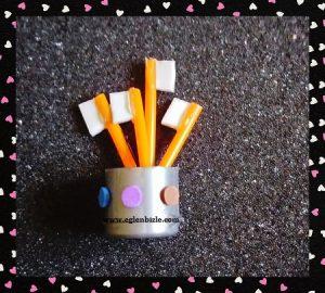 Minyatür Diş Fırçası