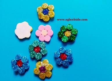 Çiçek Sticker