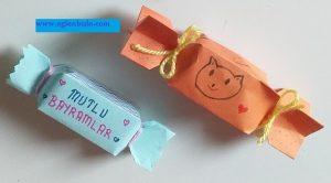 Bayram Şekeri Hediye Paketi