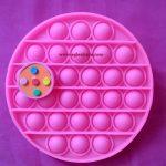 Eva ile Minyatür Pop İt Yapımı