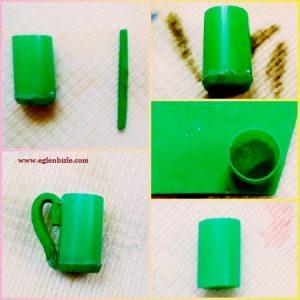Minyatür Bardak Yapımı Resimli Anlatım