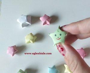 Origami Yıldız