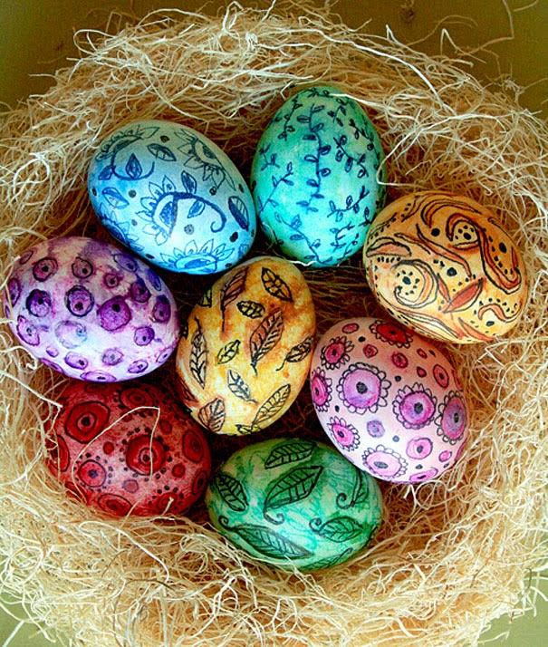 Yumurta Boyama Nasıl Yapılır