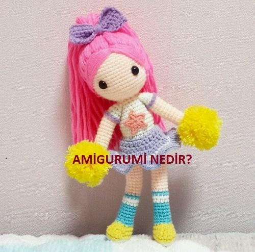 Örgü Oyuncak Miniş Bebek Tarifi, Amigurumi tarifler   494x500