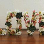 Yapay Çiçeklerle Dekoratif Süs Yapımı