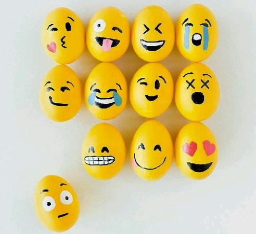 Surpriz Yumurta Kabindan Emoji Yapimi Eglen Bizle