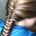 Balık Kılçığı Saç Örgüsü Nasıl Yapılır