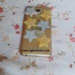 Eva ile Yıldızlı Telefon Kabı Süslemesi Yapımı