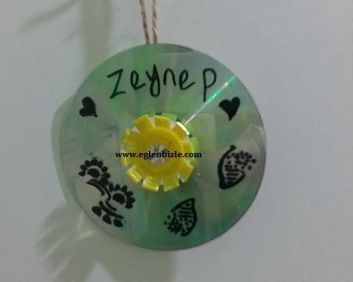 Çocuk Odası için İsimli Dekoratif Süs Yapımı