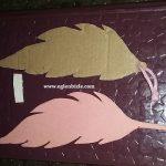 Karton Kutudan Kitap Ayracı Yapımı