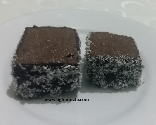 Kakaolu Lokum Kek Nasıl Yapılır