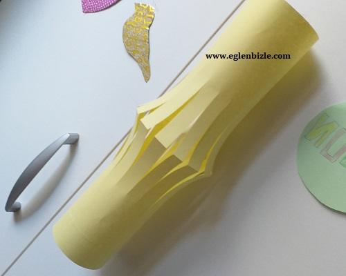 Kağıttan Fener Yapımı